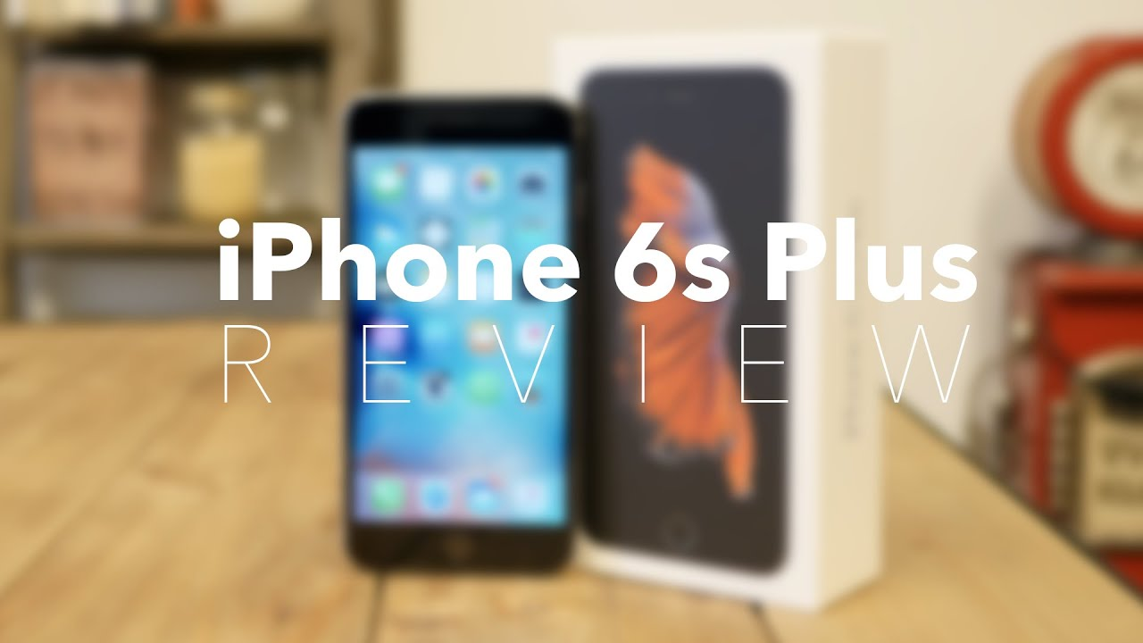 an lisis iphone 6s plus review en espa ol youtube. Black Bedroom Furniture Sets. Home Design Ideas