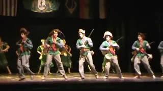 Grupo de Danças Raça Nativa- xaxado- 2012