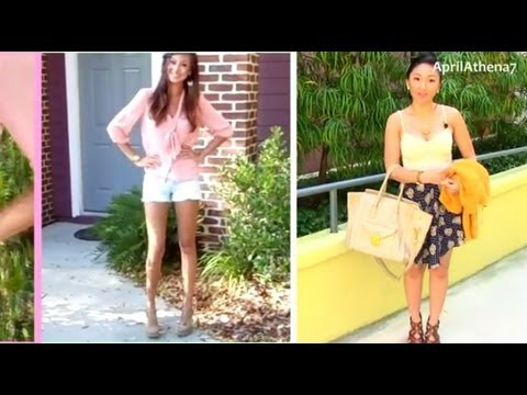 ✿COLORFUL SPRING OUTFITS with LOVEMELISAMICHELLE ✿