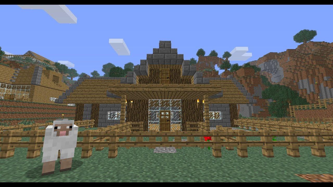 Minecraft Hauser Leicht Nachbauen Alles über Wohndesign Und Möbelideen - Minecraft gute hauser