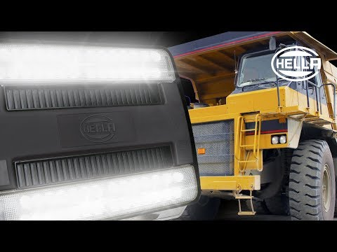 HypaLUME LED Flood Light - Mining