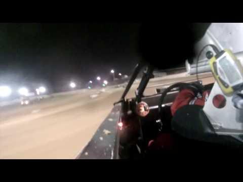 Jackson Motor Speedway Factory Stock Heat 2 7-2-16