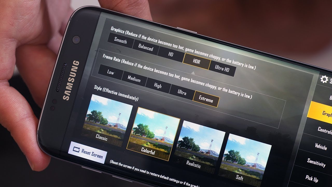 Pubg Hdr Supported Mobile: [How- To] Unlock HDR Graphics And 60FPS