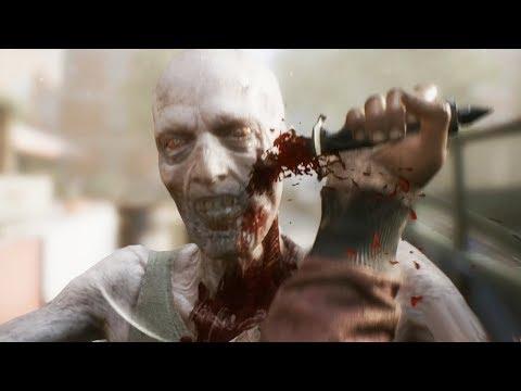 ESTAMOS RODEADOS DE ZOMBIES!! OVERKILLS THE WALKING DEAD thumbnail