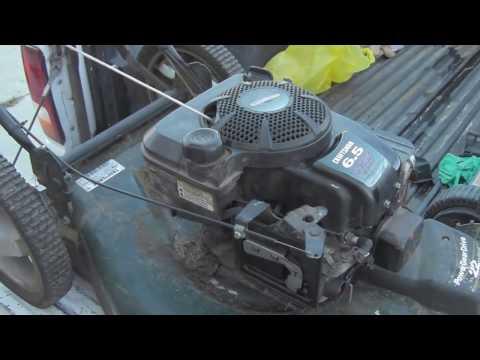 Craftsman Lawnmower Drive Belt Amp Blade Adapter Repair Doovi