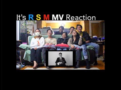 """""""It's RSM"""" [MV"""