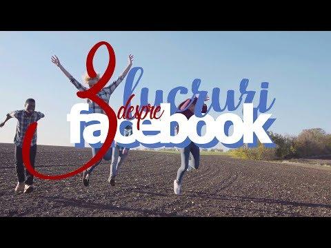 Trei lucruri despre Facebook - Cavaleria.ro