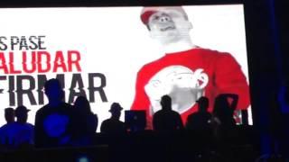 Round 1 y Round 3 En Vivo C-Kan VS MC Davo (C3 stage, Guadalajara, 14 de Febrero 2016)