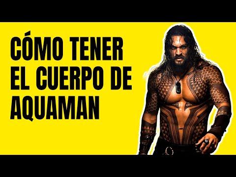 Cómo Tener el Cuerpo de Aquaman   Rutina y dieta de Jason Momoa 💪