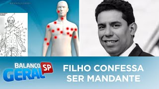 Filho confessa ser o mandante do assassinato do pai