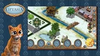 Kostenlose Browsergames | Uptasia Wimmelbild spielen Gameplay | Verbesserte Uptasia Oberfläche 👍