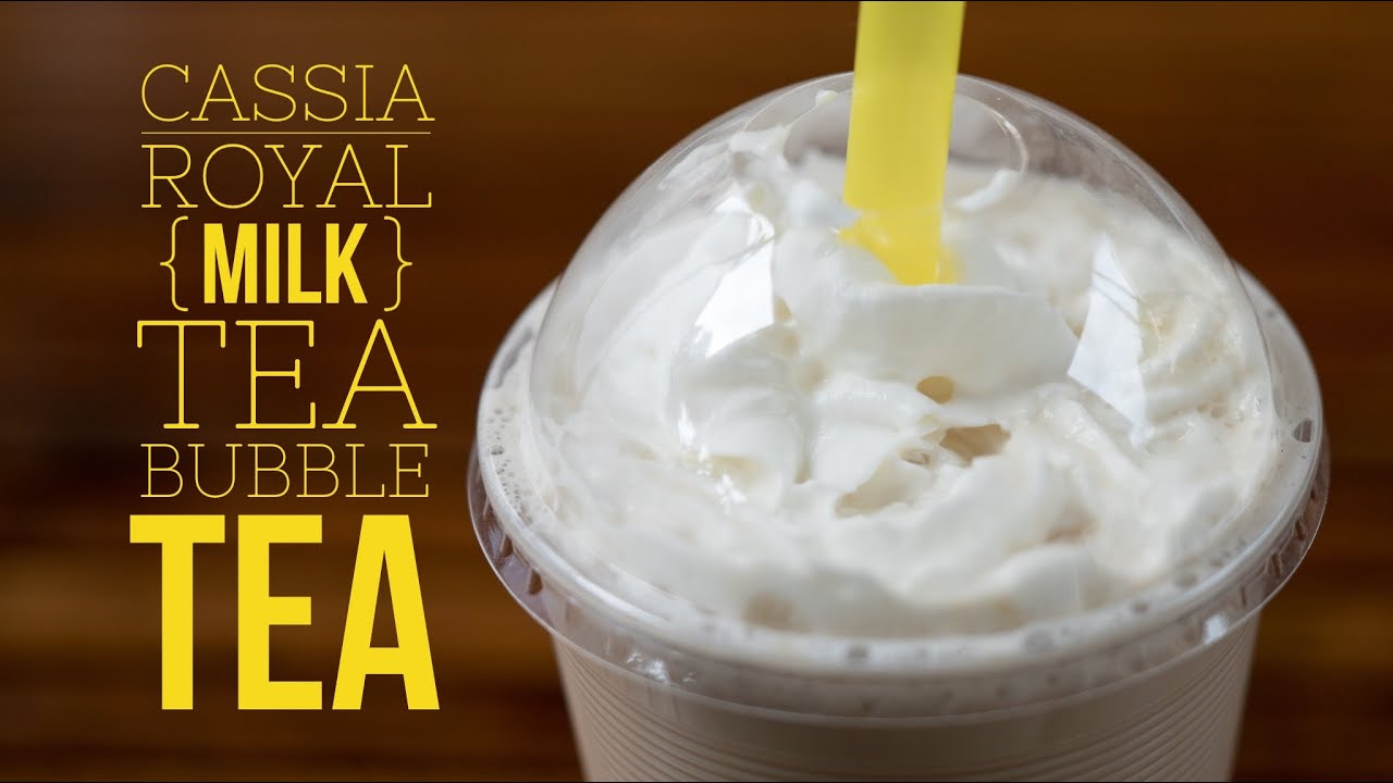 how to make simple milk tea
