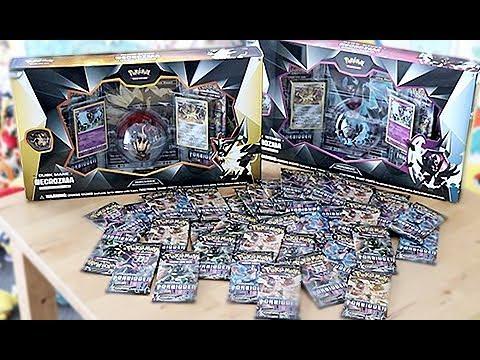 HUGE 2 PREMIUM POKEMON BOX OPENING!!
