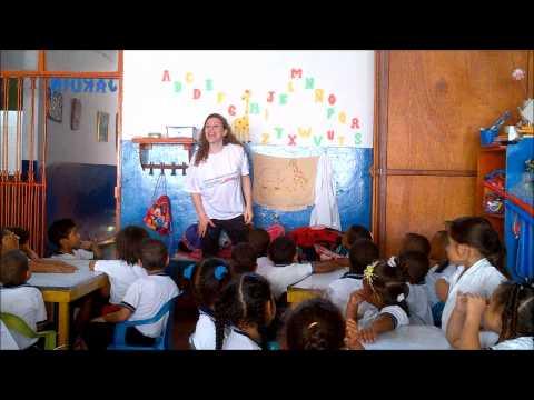 Volunteer Abroad Colombia Cartagena Rebecca Wolinsky Child Center