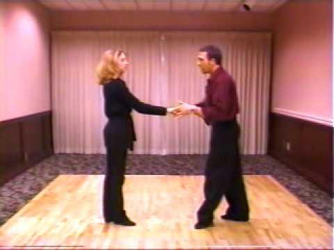 West Coast Swing Dance Lesson with Jason Colacino & Katie Boyle