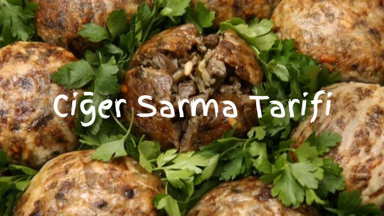 Ciğer Sarma Tarifi