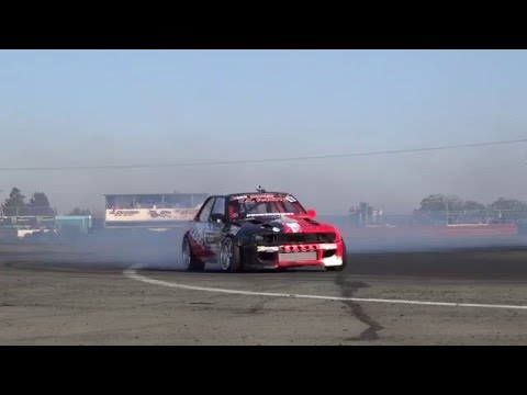 1st Drift Race 2016 (Power Drift Club Cyprus) 17/4/2016 At Achna Speedway