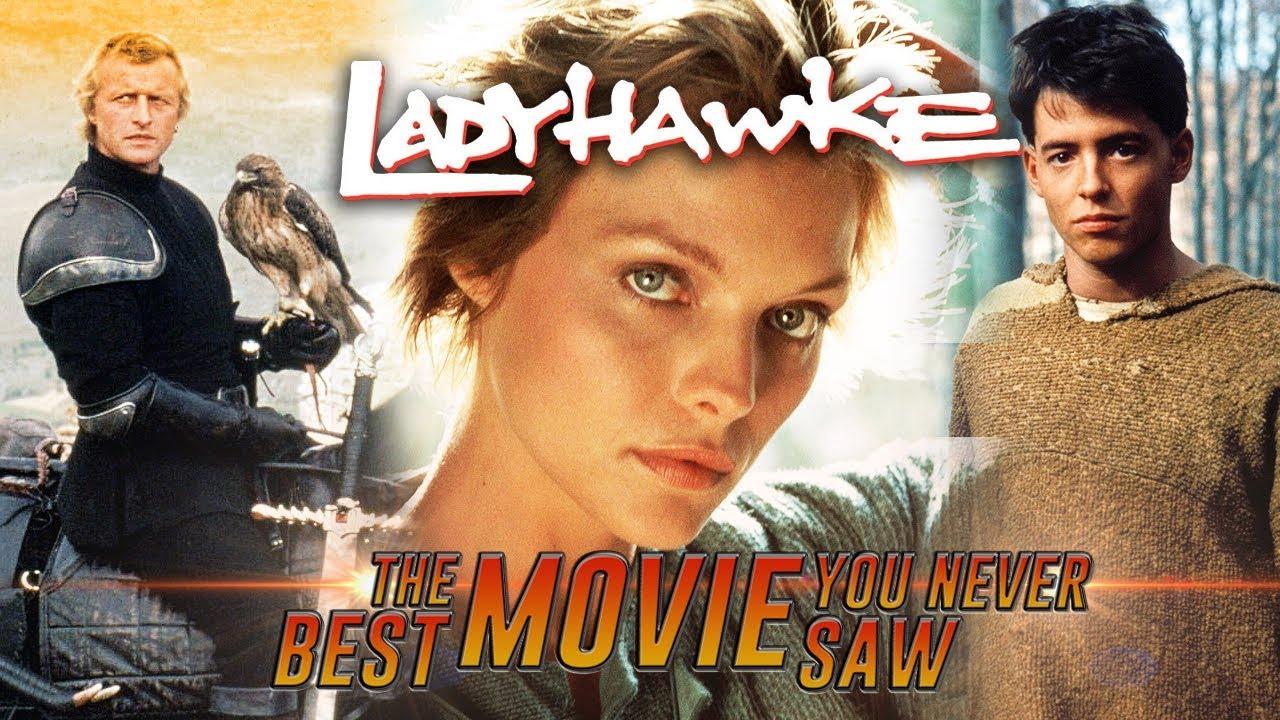Ladyhawke 1985 The Best Movie You Never Saw Youtube Ladyhawke