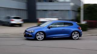 Volkswagen Scirocco R - Exhaust sound + Overview!