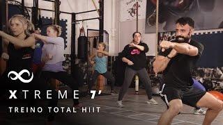 O treino Total HIIT vai fazer você estimular todo seu corpo e chega...