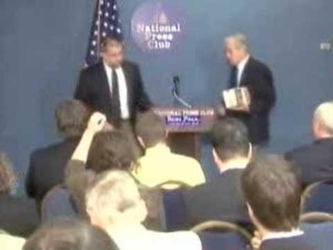 CBS-NY: Ron Paul Offers Giuliani A Reading List