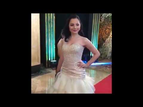 Hottie Ellen Adarna Photo Shoot and Walk on Red Carpet at Star Magic Ball 2016