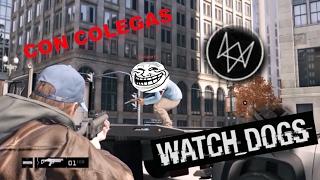 LAS AMBULANCIAS SON EL MAL | Watch Dogs | Pedrator