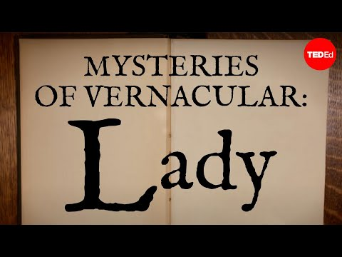 Video image: Mysteries of vernacular: Lady - Jessica Oreck and Rachael Teel
