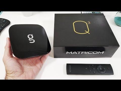 Matricom G-Box Q3 Android TV Box Review