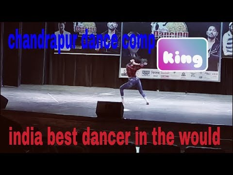 India's best dancer 2018 || chandrapur dance competition best dancer || mix song dance