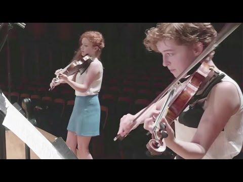 Camille & Julie Berthollet - Nouvel album (Clip)