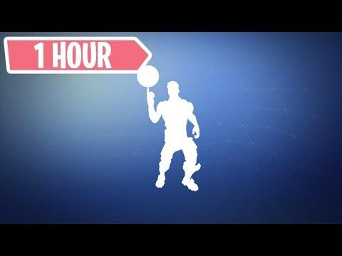 Fortnite - Baller Emote/Hang Time Glider (One Hour)