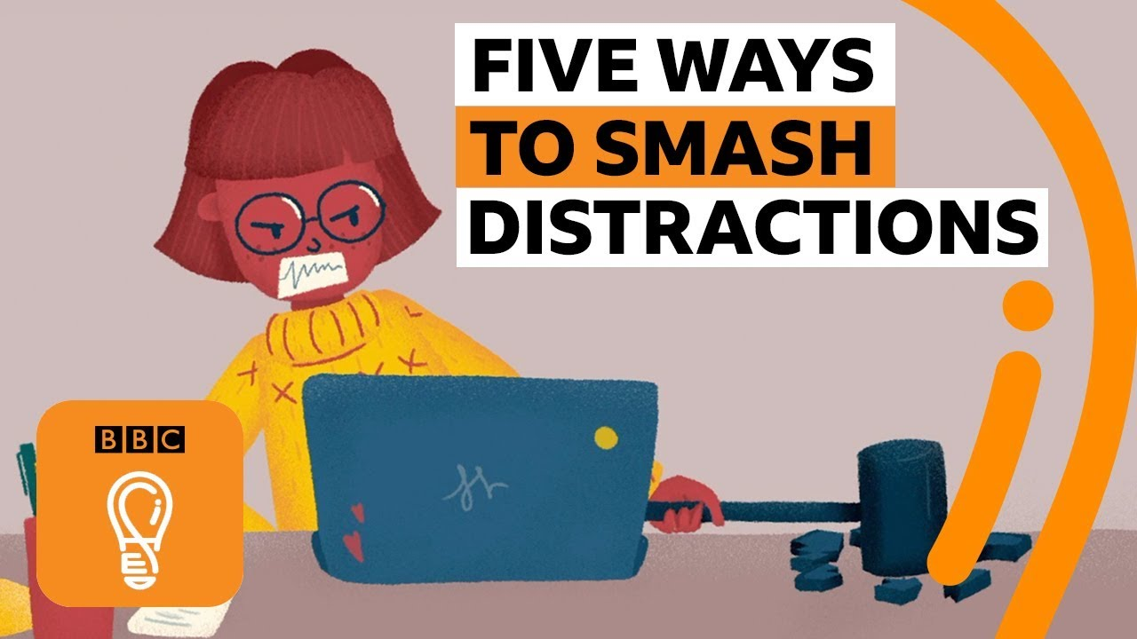 Download Five ways to stop getting distracted | BBC Ideas
