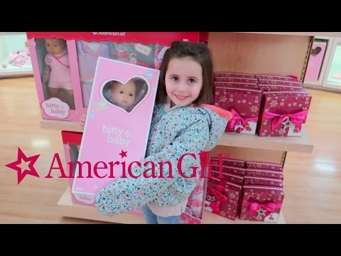 SURPRISE AMERICAN GIRL PLACE TRIP!!!