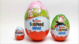 MEGA GIANT Kinder Surprise Egg - 220g Chocolate!