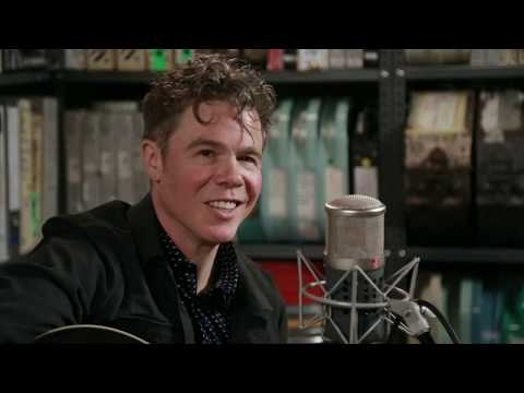 Josh Ritter at Paste Studio NYC live from The Manhattan Center