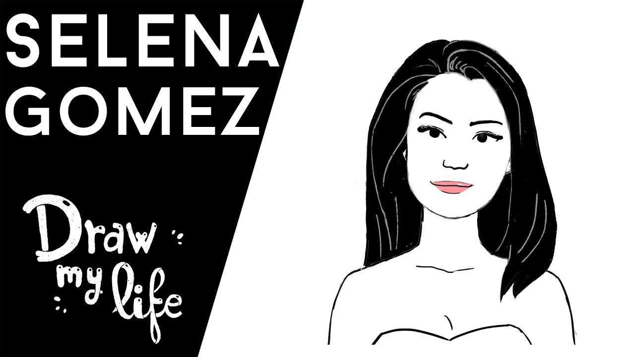 SELENA GOMEZ - Draw My Life
