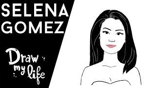 SELENA GOMEZ - Draw My Life en Español(Bienvenidos al Draw My Life de Selena Gomez! Te contamos su vida en dibujos!! Suscríbete para más vídeos: http://bit.ly/1M7U2rH ☟ ¡SÍGUENOS AQUÍ!, 2016-06-22T17:00:01.000Z)