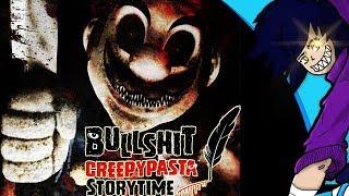 Bullshit Creepypasta Storytime: New Super Mario Haunted Bros U