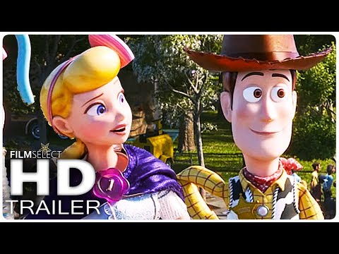 TOY STORY 4: Teaser Trailer 3 (2019)