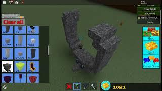 COME MAKE A SPRING WHEEL TUTORIAL Roblox costruire una barca per il tesoro