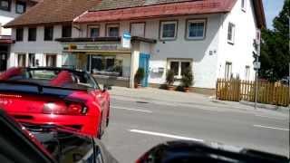 ABT Audi R8 GTS V10 Revving - Exhaust Sound