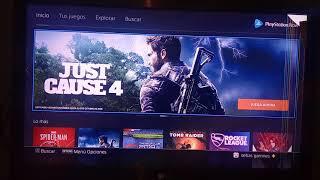 PlayStation now desde Argentina!! Psplus y psnow y bug