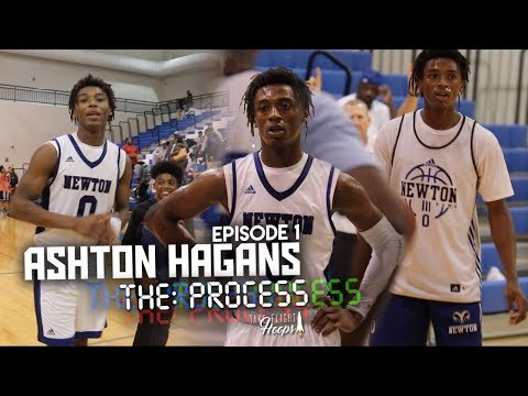 "Ashton Hagans | The Process Episode 1: ""The Warm Up"""