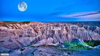 Jordan  Nature & Naturaleza - Happy Birthday