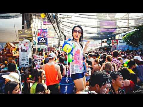 [ Nonstop Melody ] Fun Mix New Year 2018 | Songkran 2018 Break Thai |
