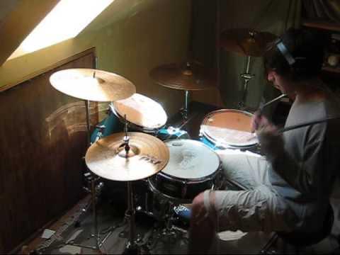 Rock N Rule emery drum cover