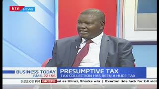 Do you understand how the new presumptive tax measure for SME\
