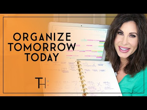 Plan Ahead to Achieve your Goals