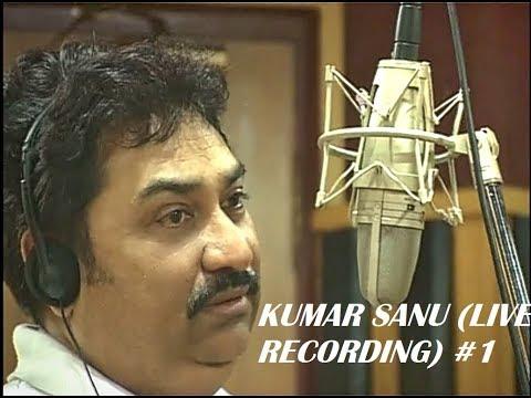 Kumar Sanu (funny moments) in studio